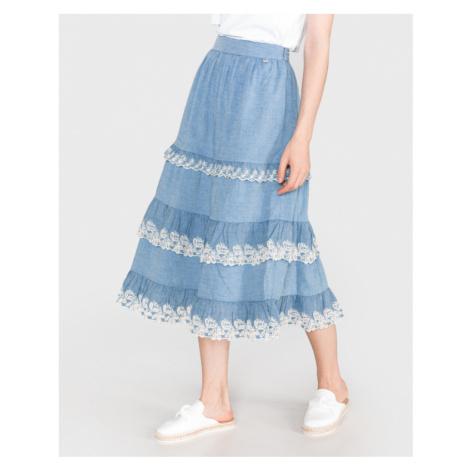 TWINSET Spódnica Niebieski