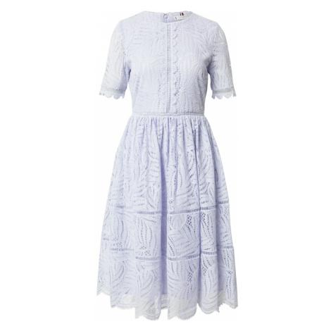 TOMMY HILFIGER Sukienka pastelowy niebieski