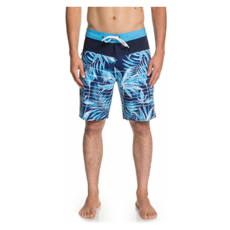 Quiksilver Szorty kąpielowe EQYBS04082 Niebieski Regular Fit