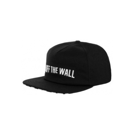 Czapka z daszkiem Central Hat Black VN0A3WF7BLK1 (VA259-a) Vans