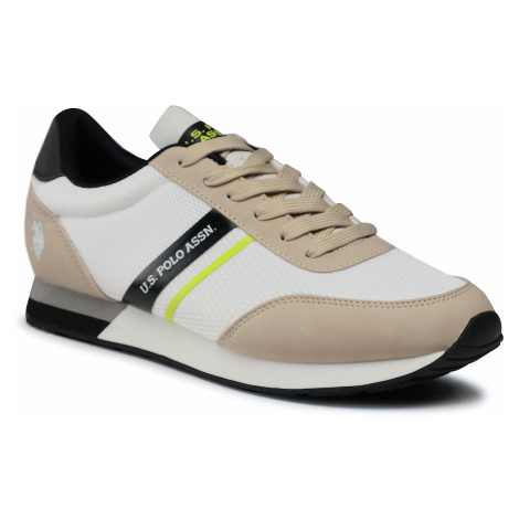 Sneakersy U.S. POLO ASSN. - Brandon2 WILYS4127S0/MY2 Whi/Libe
