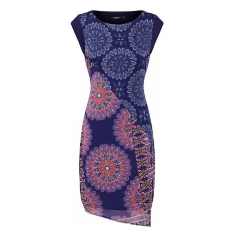 Desigual Sukienka 'VEST KIROGA' fioletowy