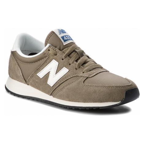 Sneakersy NEW BALANCE - U420GRB Szary