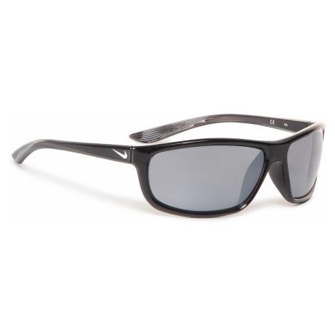 Okulary przeciwsłoneczne NIKE - Rabid EV1109 061 Anthracite/White/Grey W/Silver Mirror