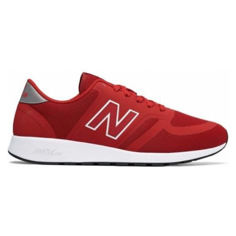 New Balance MRL420CE czerwony 9.5 - Obuwie miejskie męskie