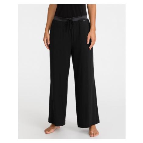 Calvin Klein Spodnie do spania Czarny