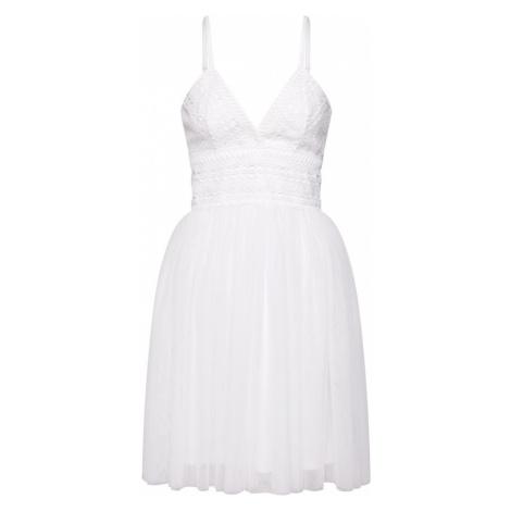 VILA Sukienka koktajlowa 'RAISA ' offwhite