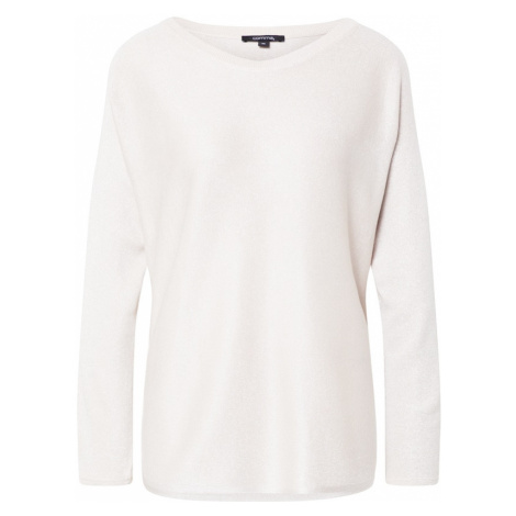 COMMA Sweter pudrowy