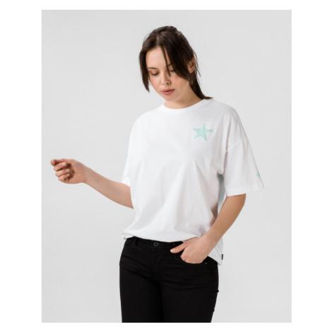 Converse Twisted Varsity Koszulka Biały