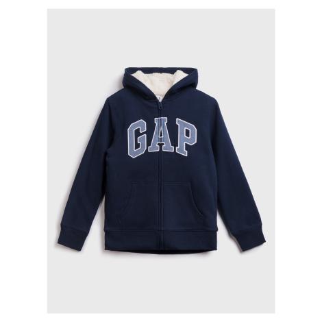 GAP niebieski chłopięca bluza