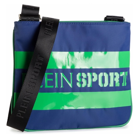 Saszetka PLEIN SPORT - Cross body Original P19A MB0715 STRE003N Middle Blue 08