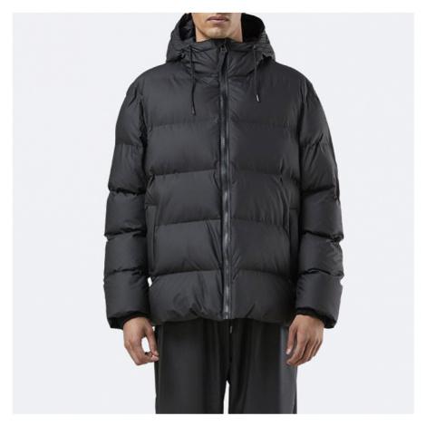 Kurtka Rains Puffer Jacket 1506 BLACK