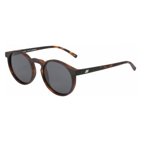 LE SPECS Okulary przeciwsłoneczne 'Teen Spirit Deux' brązowy