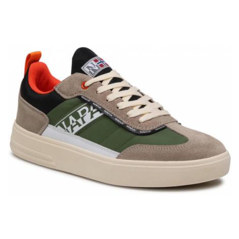 Napapijri Sneakersy Bark NP0A4FKFGD61 Zielony