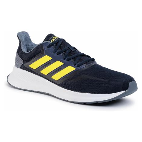Buty adidas - Runfalcon EG8611 Legink/Shoyel/Twwht
