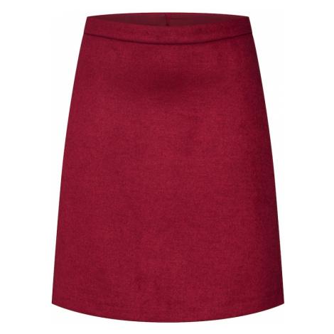 Esprit Collection Spódnica czerwony