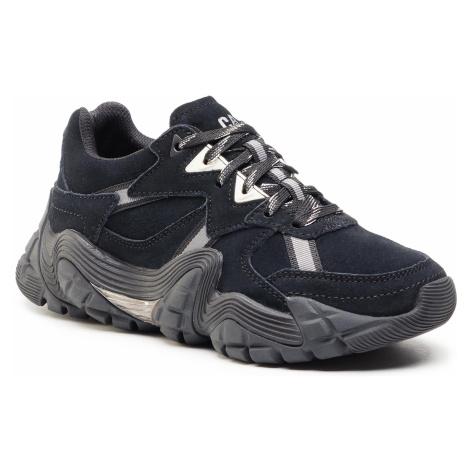 Sneakersy CATERPILLAR - Vapor P110148 Black/Medium Charcoal