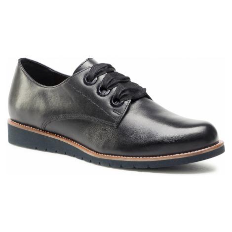 Oxfordy LASOCKI - EDA-06 Black 2