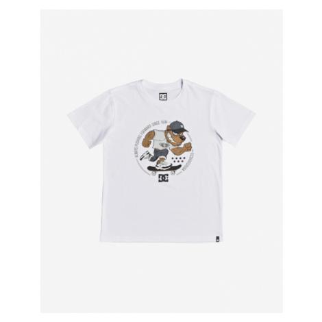 DC Pitbowl Koszulka dziecięce Biały