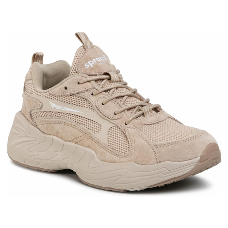 Sneakersy SPRANDI - WP40-9245Y Beige