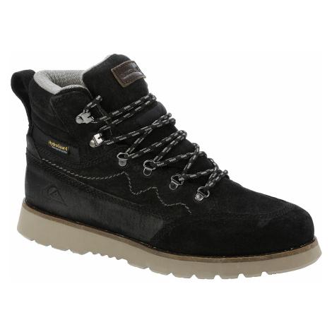 buty Quiksilver AQYB700017 - Black/Black/Brown