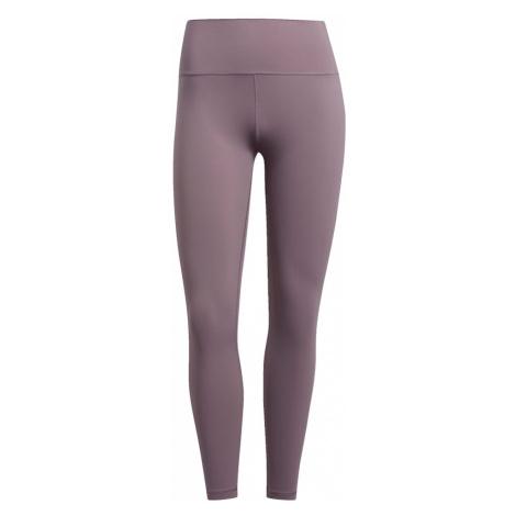 ADIDAS PERFORMANCE Spodnie sportowe fioletowy
