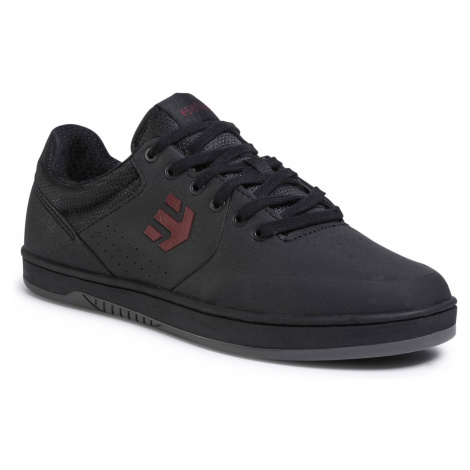 Sneakersy ETNIES - Marana Crank 4101000494 Black/Red 595