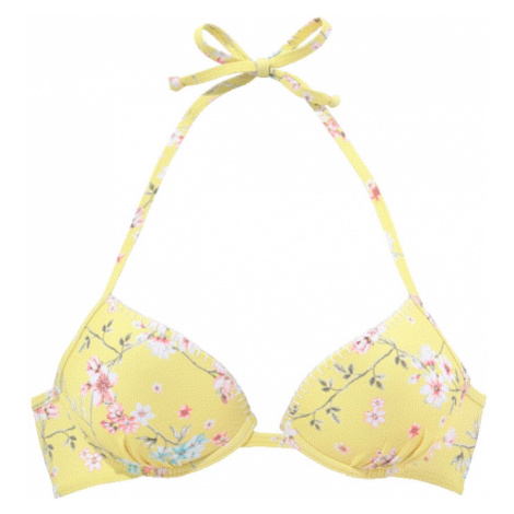 SUNSEEKER Góra bikini 'Ditsy' mieszane kolory / żółty