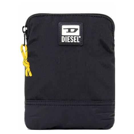 Diesel Torba Weekendowa i Podróżna dla Mężczyzn Na Wyprzedaży, czarny, Poliamid, 2021