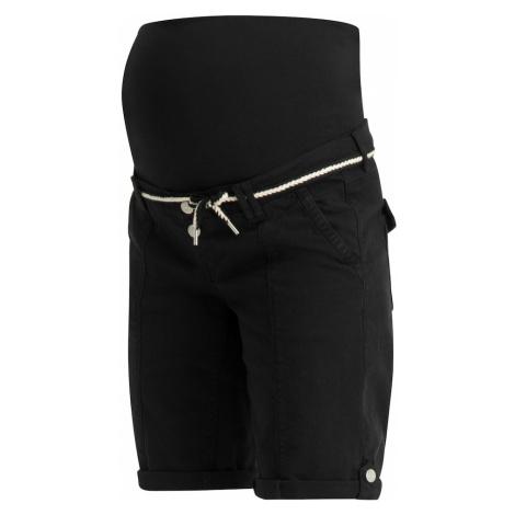 Esprit Maternity Spodnie czarny