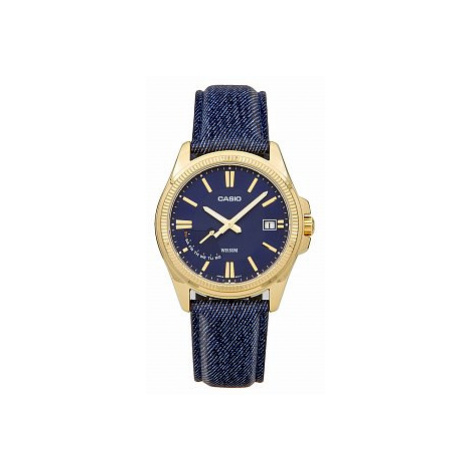Zegarek Męski Casio MTP-E115GBL-2A