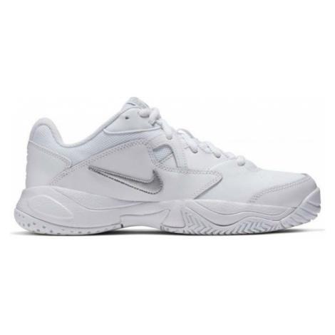 Nike COURT LITE 2 W biały 7.5 - Obuwie tenisowe damskie