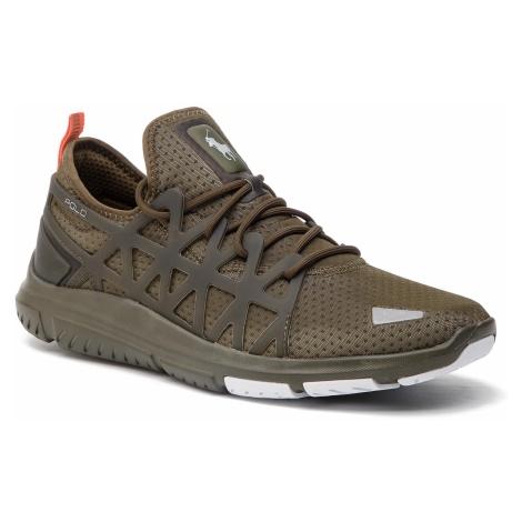 Sneakersy POLO RALPH LAUREN - Train200 809731811005 D Oli