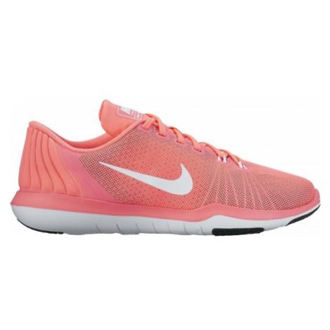 Nike FLEX SUPREME TR 5 pomarańczowy 9 - Obuwie treningowe damskie