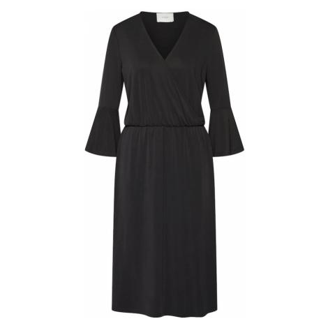 JUST FEMALE Sukienka czarny