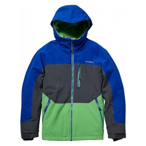 O'NEILL Kurtka sportowa niebieski / grafitowy / zielony