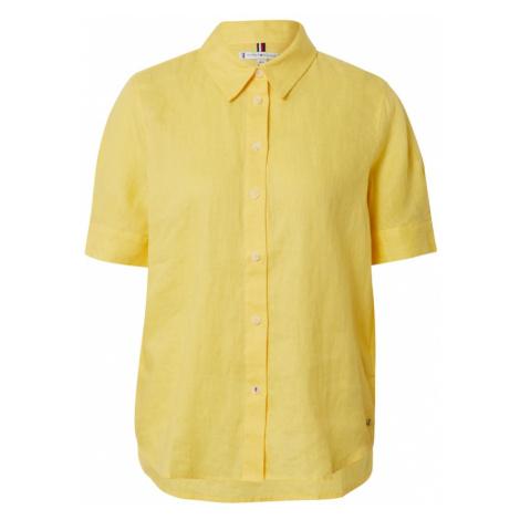 TOMMY HILFIGER Bluzka 'PENELOPE' żółty