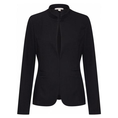 ESPRIT Marynkarka 'Knit Blazer' czarny