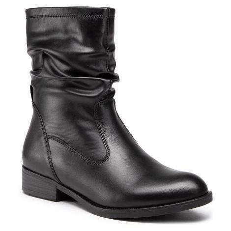 Botki TAMARIS - 1-25055-25 Black 001