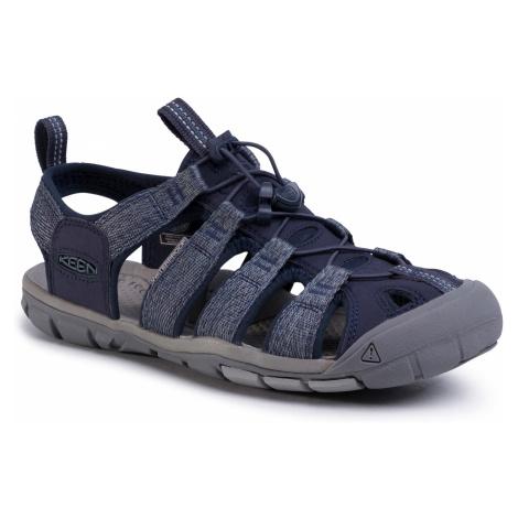 Sandały KEEN - Clearwater Cnx 1022962 Blue/Steel Grey