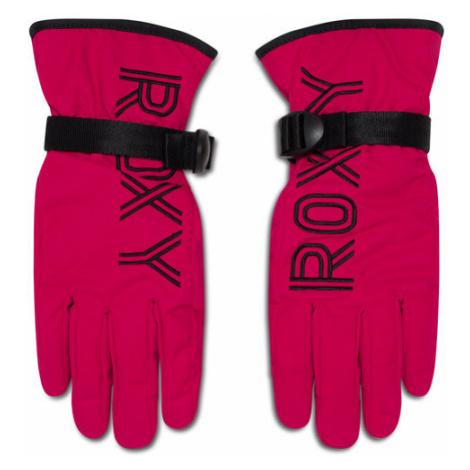 Roxy Rękawice narciarskie ERJHN03167 Różowy