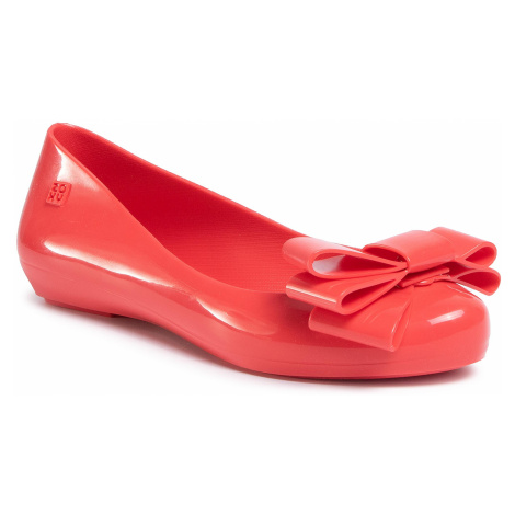 Baleriny ZAXY - Pop Glamour Fem 82888 Red 16380 FF285060 02064