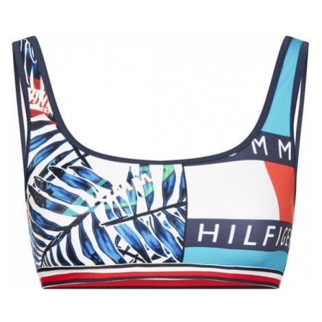 Tommy Hilfiger Góra od bikini UW0UW02177 Kolorowy