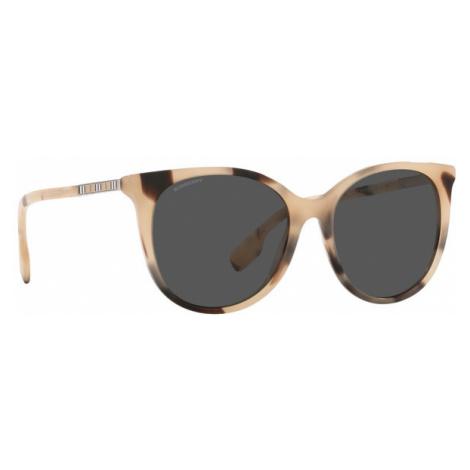 Burberry, Sunglasses Alice Be4333 Brązowy, female, rozmiary: