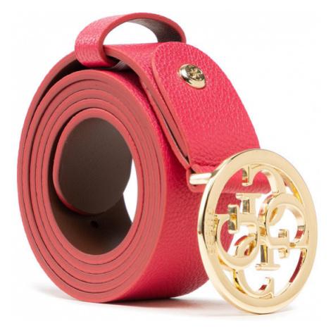 Guess Pasek Damski Sandrine Belts BW7421 VIN35 Czerwony