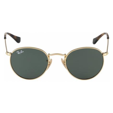Ray-Ban Okulary przeciwsłoneczne złoty / ciemnozielony