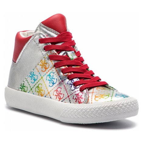 Sneakersy GUESS - FI5MAR FAL12 RED