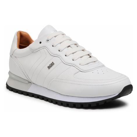 Sneakersy BOSS - Parkour-L 50445701 10214643 01 White 100 Hugo Boss