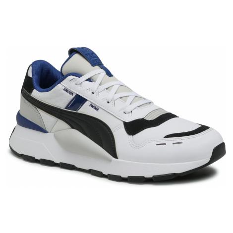 Sneakersy PUMA - Rs 2.0 Futura 374011 14 P.White/Black/Elektro Blue