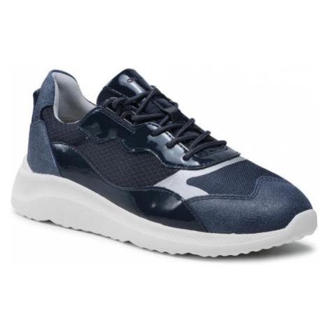 Geox Sneakersy D Diodiana G D15NXG 07714 C4294 Granatowy